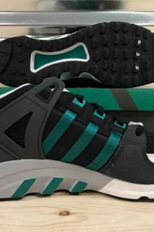 Adidas Equipment Running Support 93 зеленые