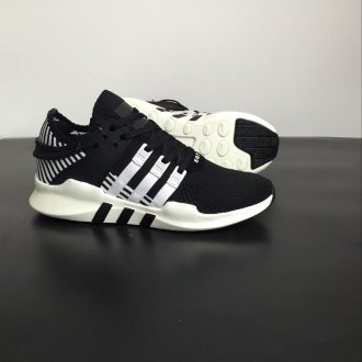 Adidas Equipment Running Support 93 черно-белые