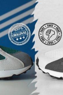 Как отличить оригинальные кроссовки «Адидас» от подделки