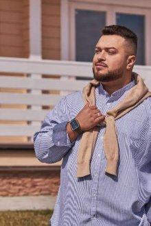 Базовые правила подбора одежды для крупных мужчин