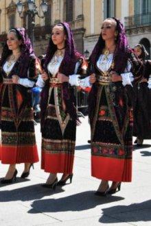 Национальный костюм Италии и его вариации