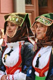Особенности национального костюма Италии