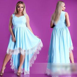 Особенности платья маллет