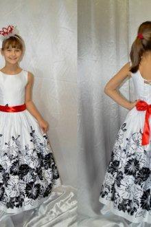 Выпускные платья 4 класс