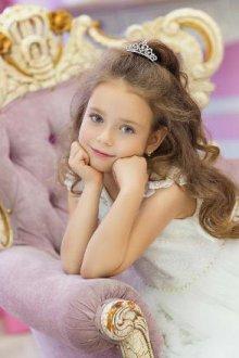 Маленькая леди