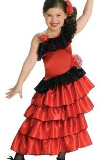 Особенности испанских костюмов