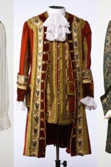 Аристократический костюм