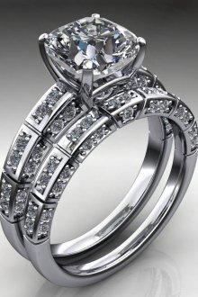 Материалы для помолвочного кольца