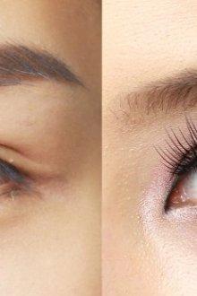 Особенности макияжа для узких глаз