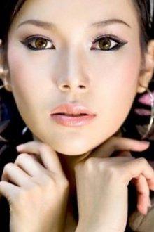 Макияж для азиатских глаз