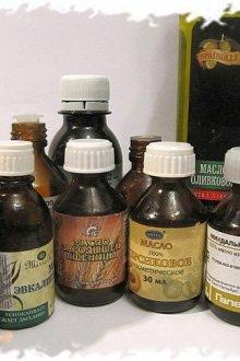 Виды масел и их свойства