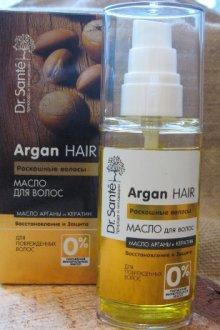 Масло манго для восстановления волос