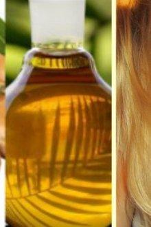 Как пользоваться маслами для волос