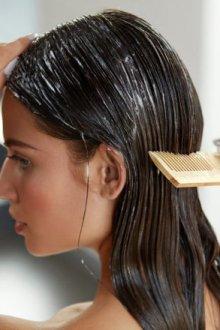 Как наносить воск на волосы по всей длине