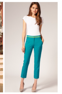 Особенности брюк
