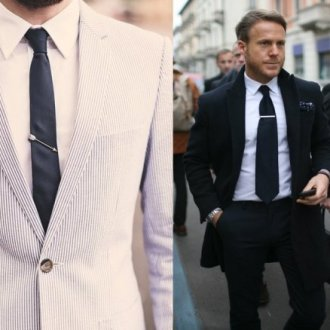 Как правильно выбрать длину галстука