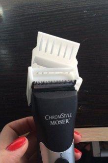 Насадка-полировщик для волос