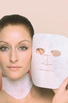 Омолаживающая маска для лица и шеи