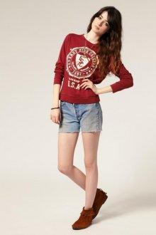 Молодежная мода для девушек