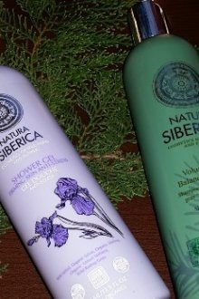 Натуральный шампунь Natura Siberica