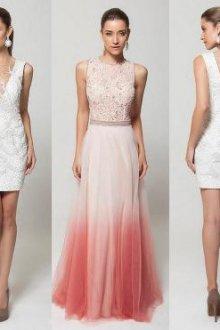 Особенности коротких платьев