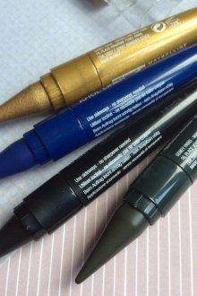 Виды карандашей каялов