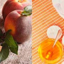 Особенности, свойства и применение персикового масла для лица