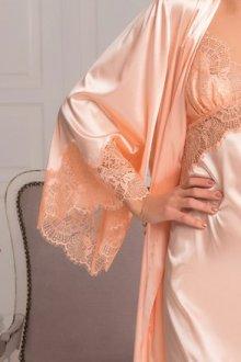 Ночнушка с халатом