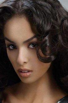 Кудряшки на средние волосы