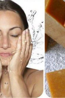 Как правильно умываться дегтярным мылом