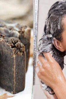 Правила использования дегтярного мыла для волос