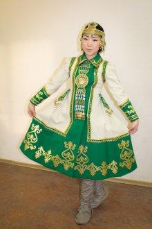 Якутский детский национальный костюм