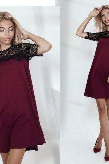 Платье-трапеция своими руками
