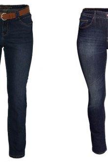 Подбираем модели джинсов по типу фигуры