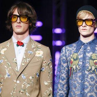 Мужские очки от Гуччи