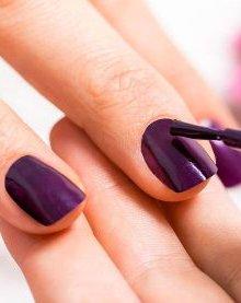 Как накрасить ногти без пузырьков