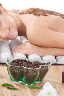 Применение кофе для красоты