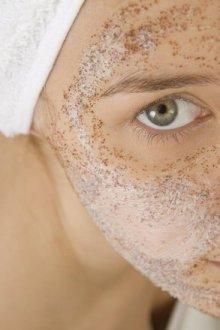 Скрабы и пилинги для ухода за кожей лица