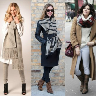 Стильные женские уличные образы с эффектной обувью