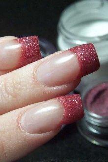 Что такое пудра для ногтей