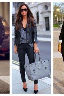 Особенности черных джинсов