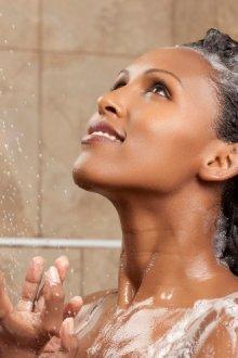 Как использовать кератиновый шампунь