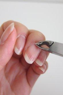 Как правильно обрезать кутикулу кусачками