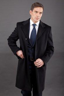 Мужское пальто в английском стиле