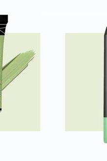 Свойства зеленого корректора