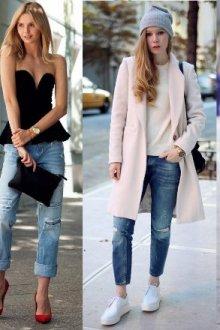 Тенденции джинсовой моды