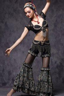 Костюм танцевальный женский