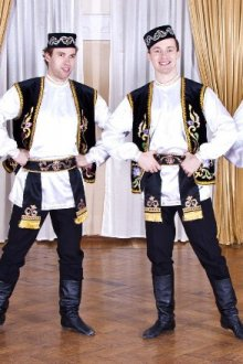 Костюм танцевальный мужской
