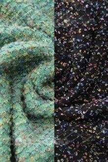 Разновидности буклированных тканей
