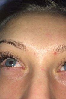 Особенности наращивания ресниц в уголках глаз